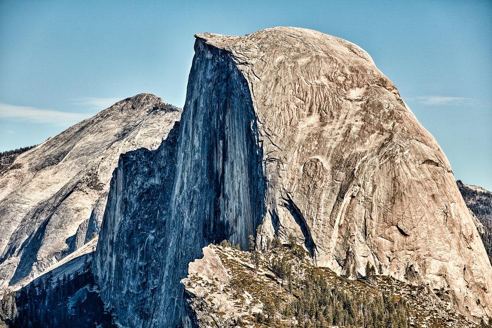 Half Dome - Yosemite Park CA 2016