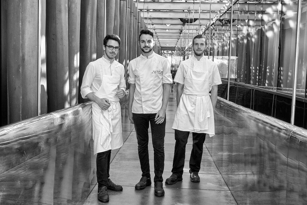 Chefs - Marseille