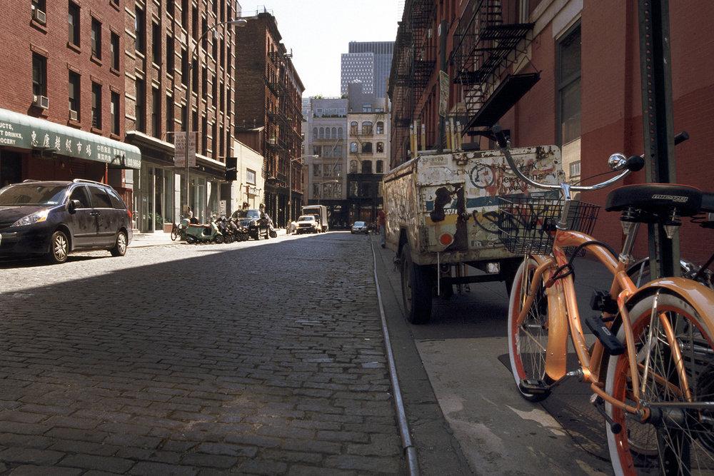 New York NY 2008
