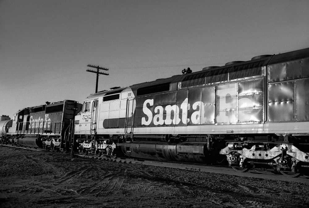 Santa Fe Railroad
