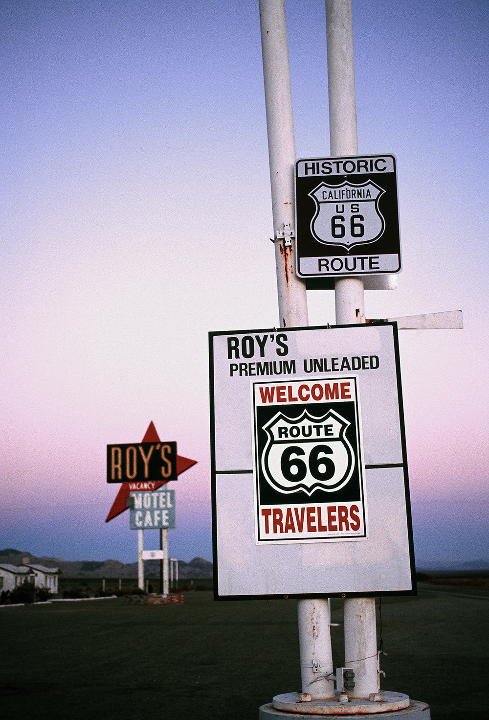 ROY´S CAFE ROUTE 66