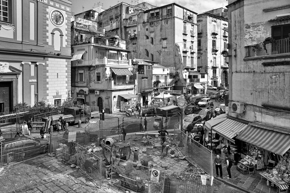 Napoli Italia 2009