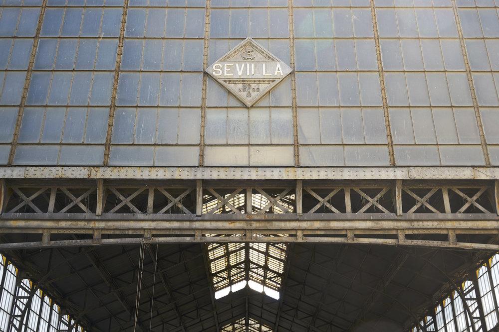 Sevilla Train Station