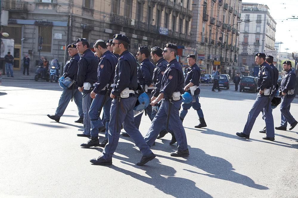 Polizia Napolitana