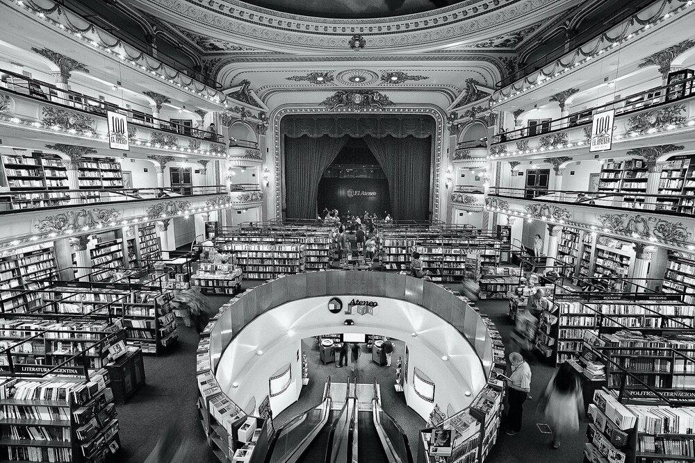 El Ateneo - Buenos Aires