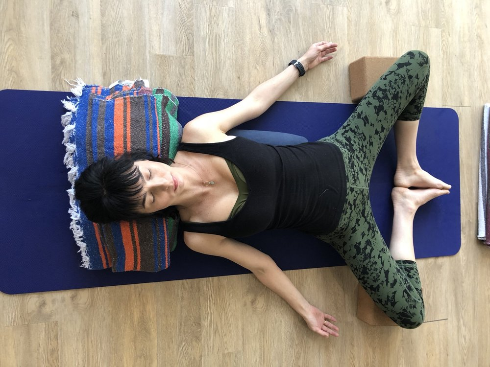 yoga nidra kate monzo