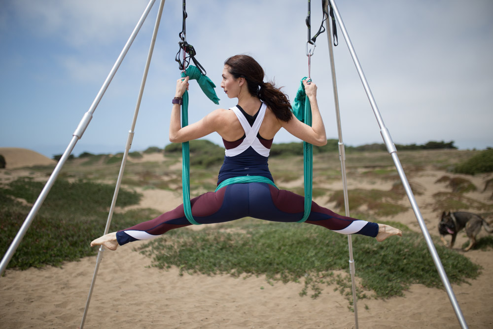 aerial yoga kate monzo