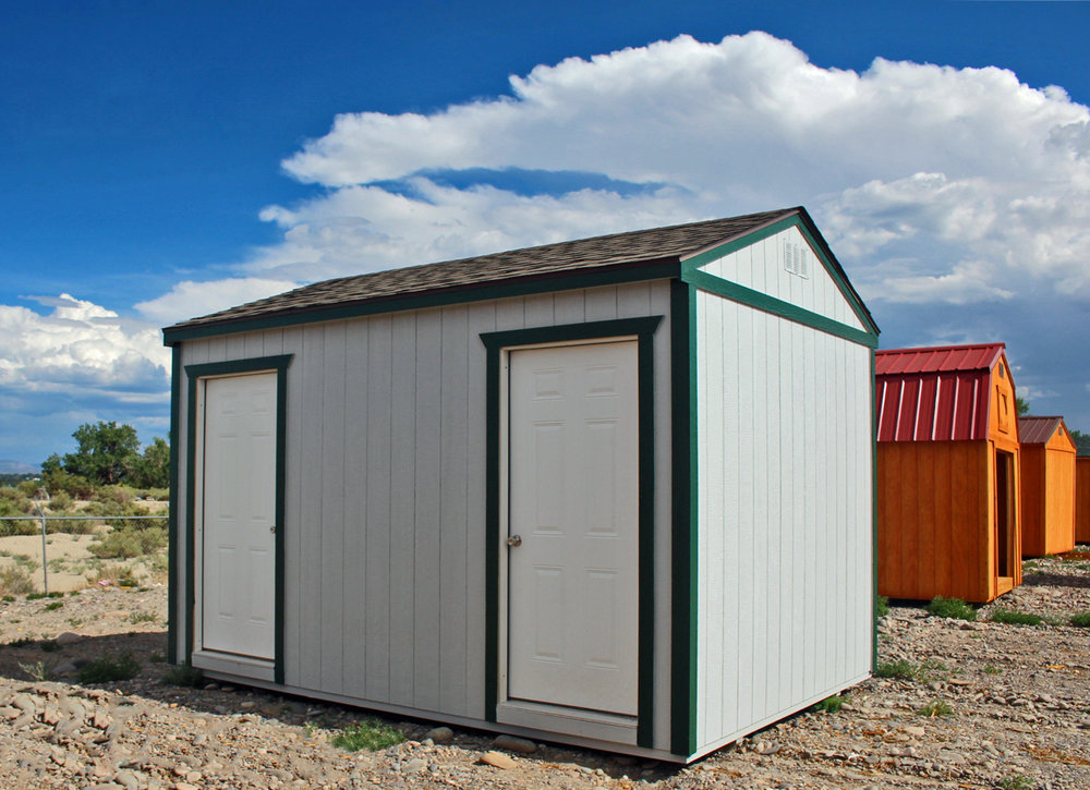 Side Utility Shed - Vegas Sheds