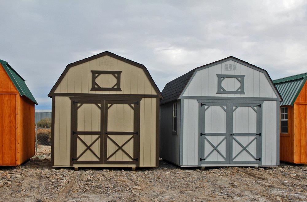 Lofted Barns - Vegas Sheds