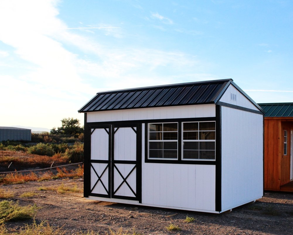 Cottage Shed - Vegas Sheds