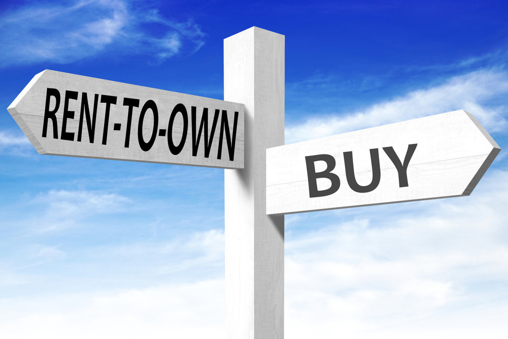 Rent to Own payment options are available! No credit check required - Vegas Sheds