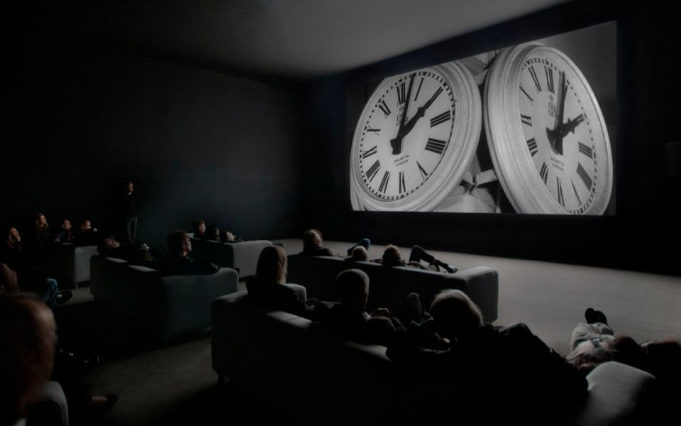 Christian Marclay,  The Clock (image from   http://www.cityam.com/263075/christian-marclay-clock-review-bizarre-brilliant-piece )