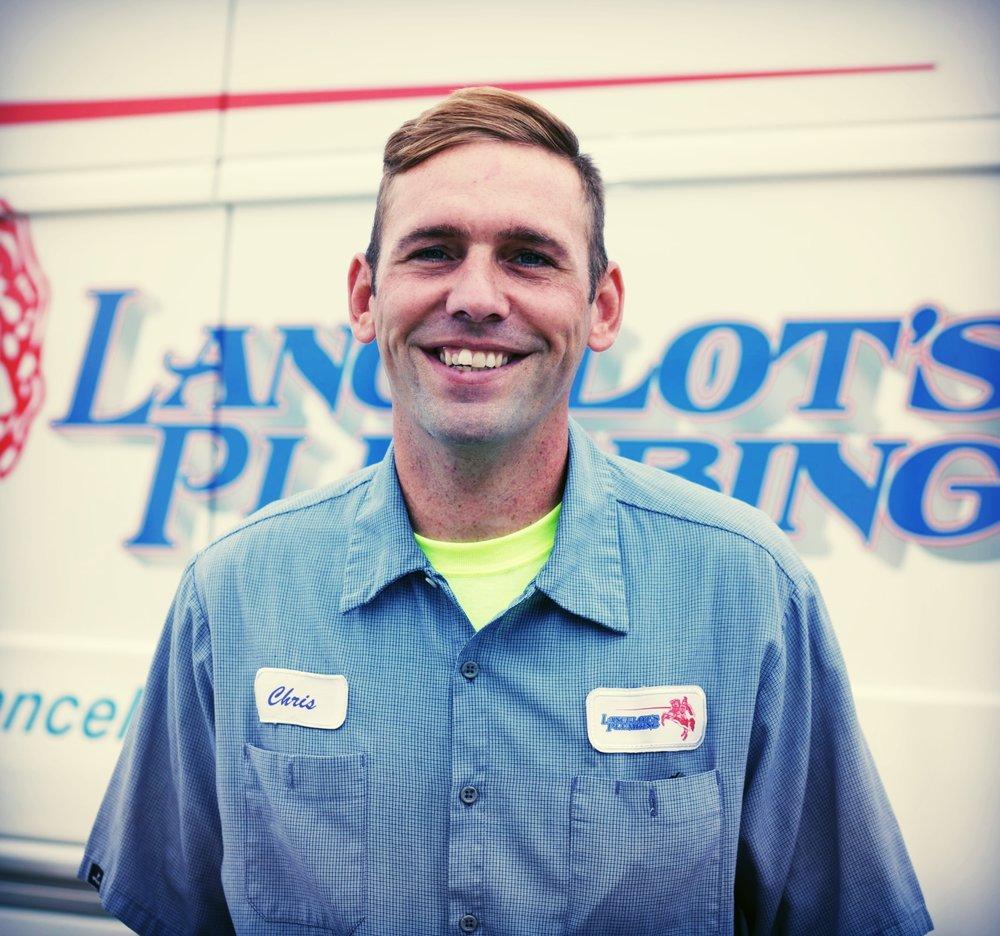 Chris Ceccarelli - Plumbing Technician  Text.