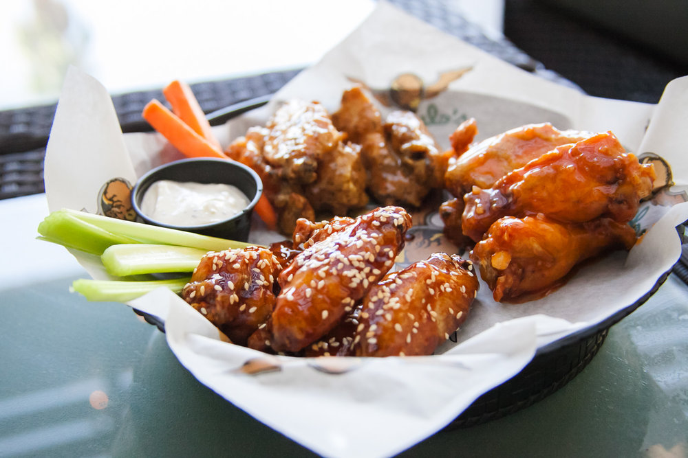 Buffalo's - WORLD FAMOUS WINGS