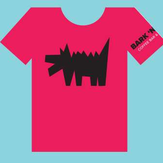 $5 off Bark 'N' Bean Tee - Print this coupon or mention it when you visit our store.