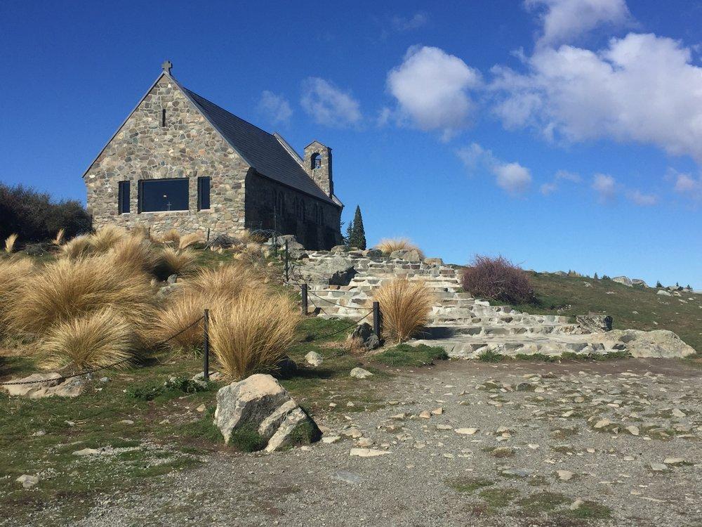 Church of the Good Shepherd, Lake Tekapo