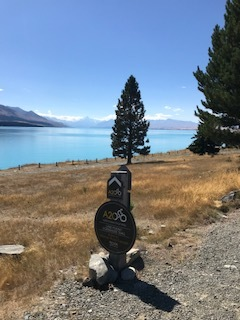 Lake Pukaki Foreshore Trail