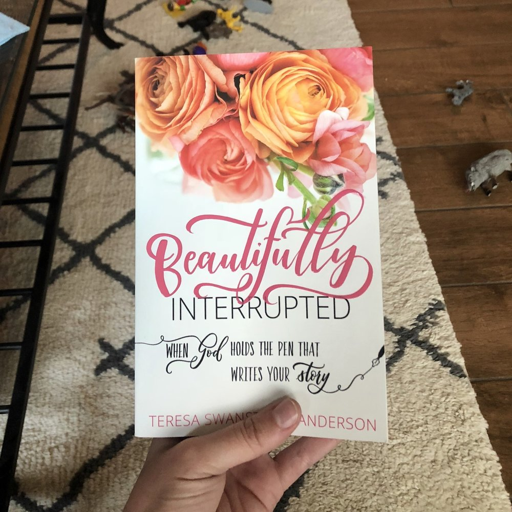 PRODUCT: Beautifully Interrupted Book - Read to hear my thoughts on this inspiring read. Sneak a peak at my margin notes!Click HERE for full review.