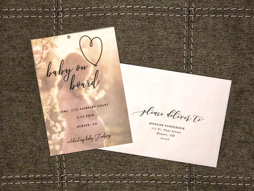 PRODUCT/SERVICE: Morris & Co. Designs - Read about this Denver based design company cranking out beautiful custom designed invites and paper goods!Click HERE for full review.