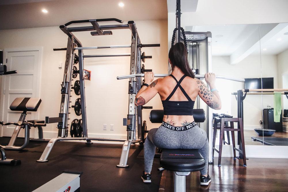 Jasmine Cruz Fitness Nantucket