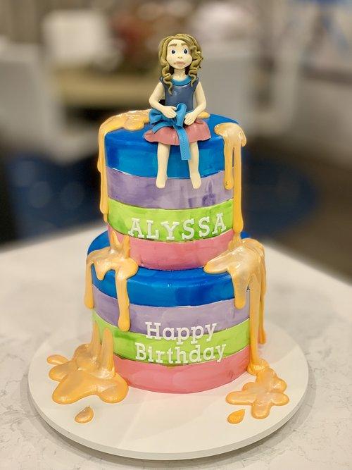 Birthday Cakes James A Bakery