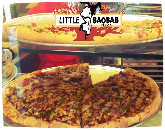 PIZZAS & SLICES - Little Baobab Pizza | 19th street Pizza |