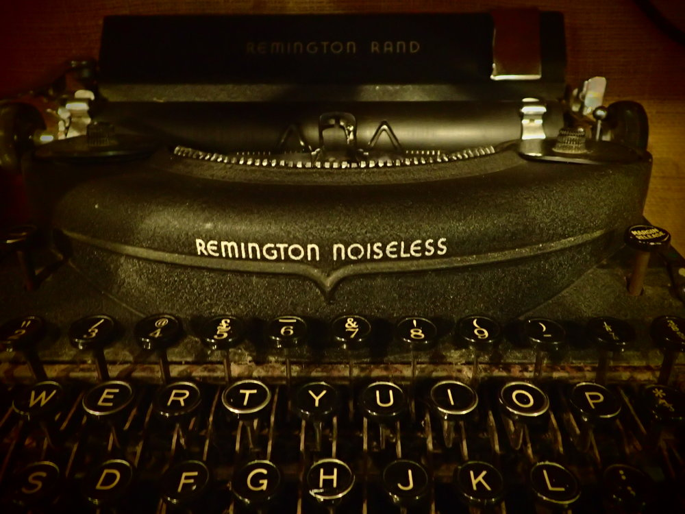 Remington typewriter C.1930's