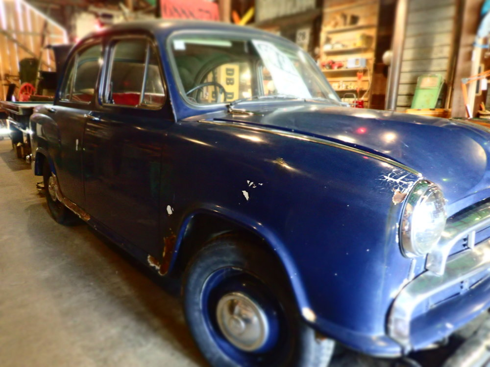 Morris Oxford 1957 REGO on hold. SOLD