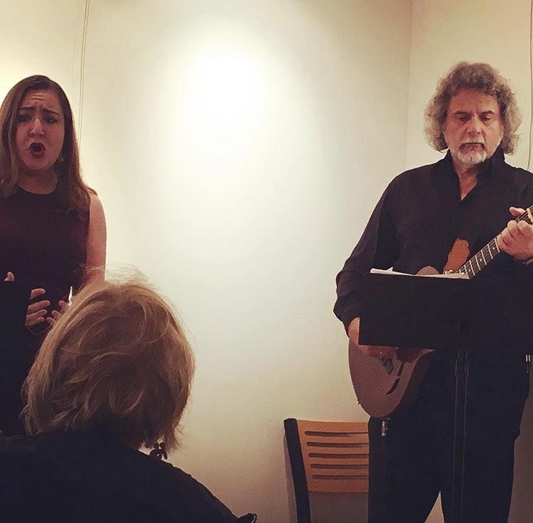 Hannah Kauffmann & Tom Kastle