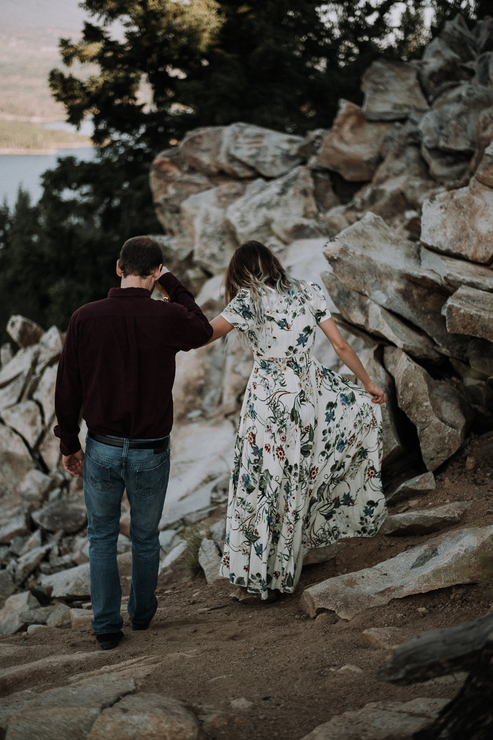 Zion National Park, Utah engagement, wedding, and elopement photographer