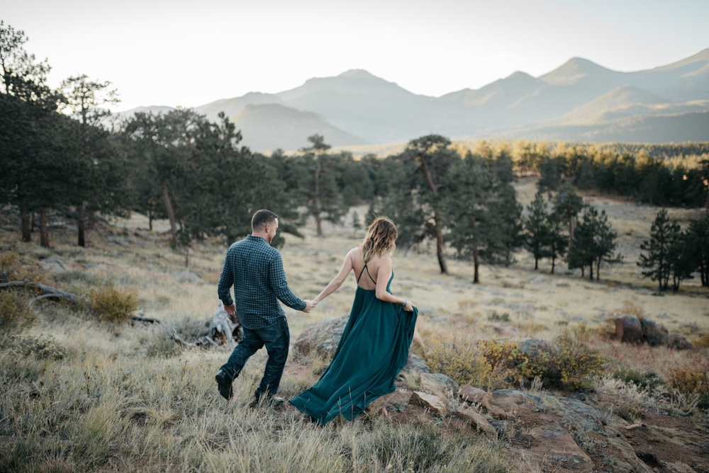 Denver, Colorado wedding photographer. Adventure elopement photographer.
