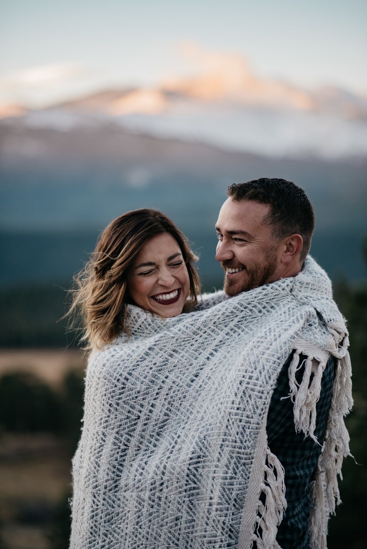 Colorado intimate wedding & adventure elopement photographer.