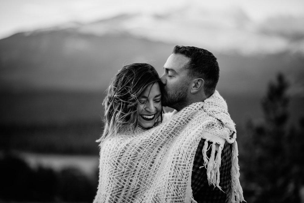 Denver, Colorado wedding, elopement, & intimate wedding photographer for adventurous, boho couples.