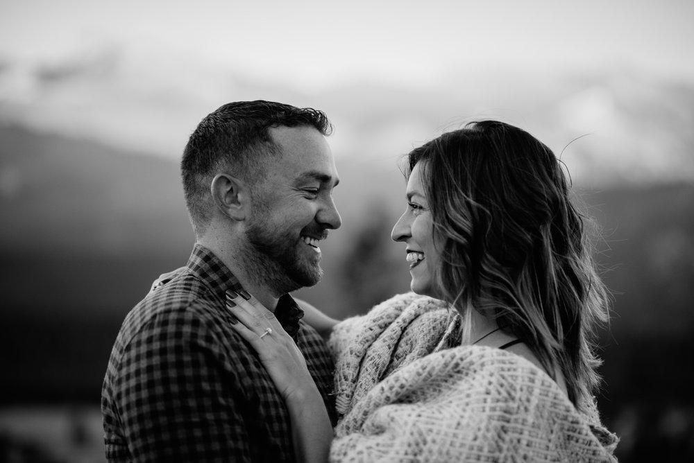 Estes Park, Colorado wedding & elopement photographer.