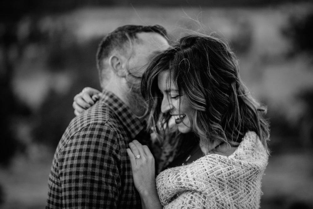 Adventure destination elopement & intimate wedding photographer.