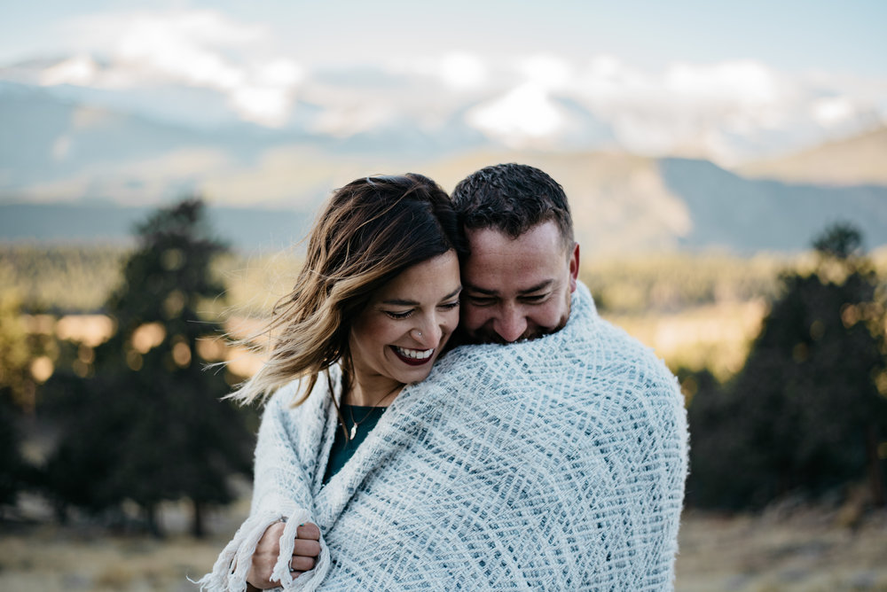 Denver, Colorado engagement photographer.