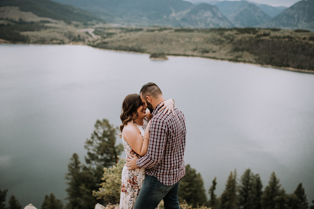 Sapphire Point Overlook wedding & elopement photographer.