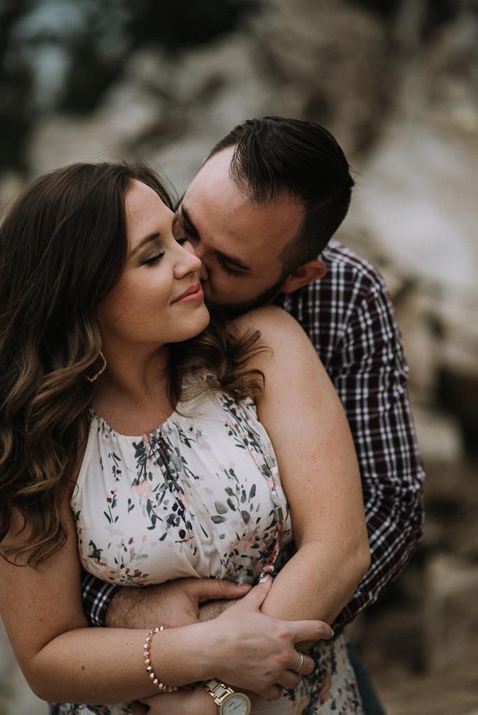 Sapphire Point in Dillon, Colorado elopement.