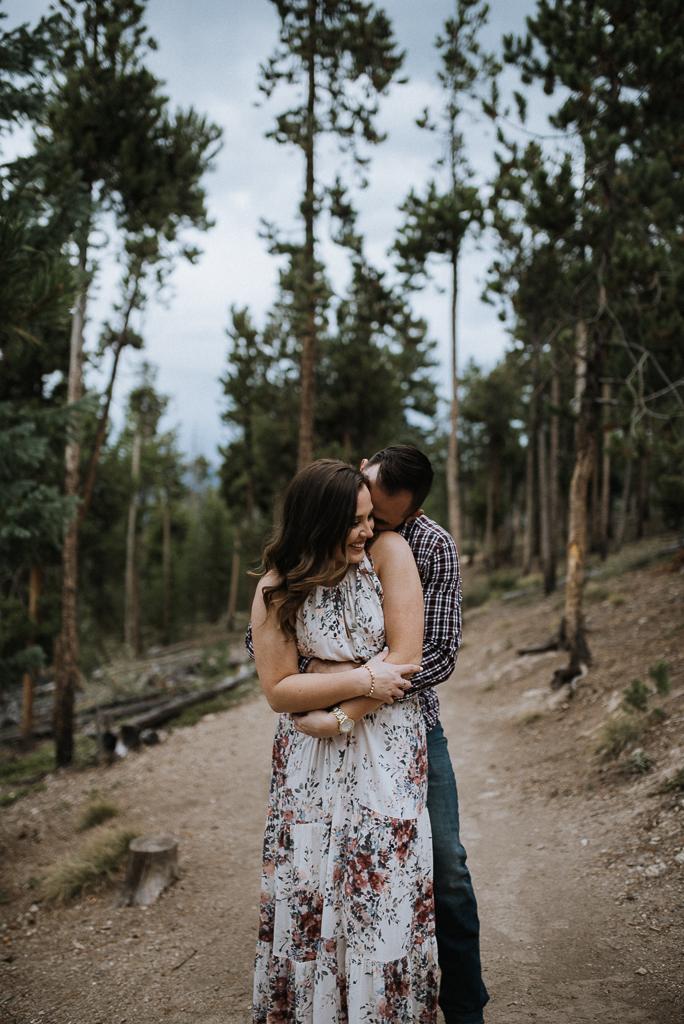 Rocky Mountain elopement photographer.