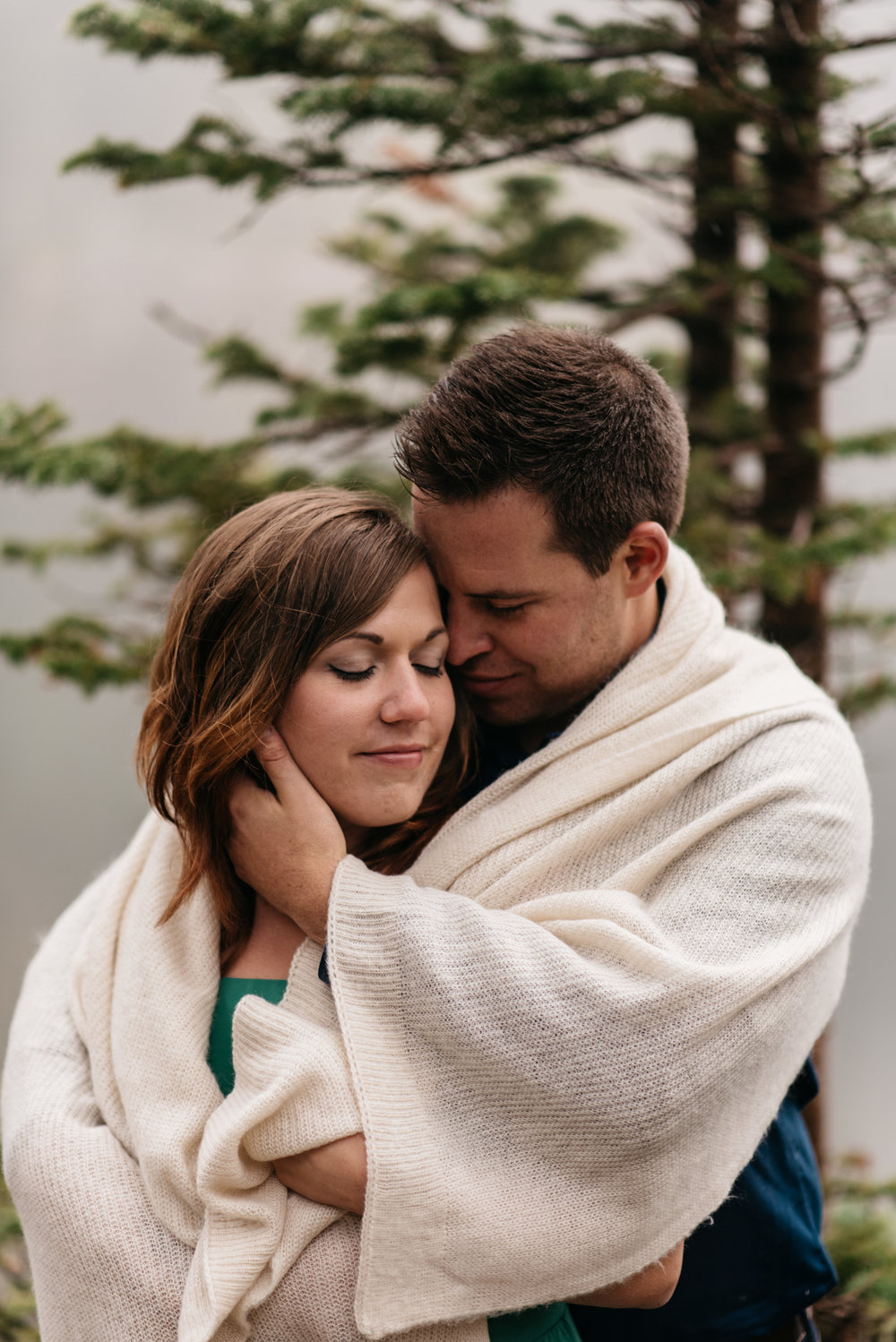 Destination mountain elopement photographer.