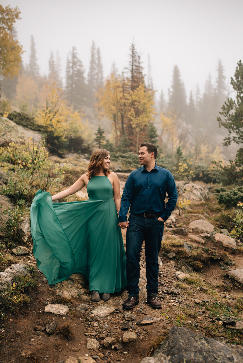 Breckenridge, Colorado wedding photographer.