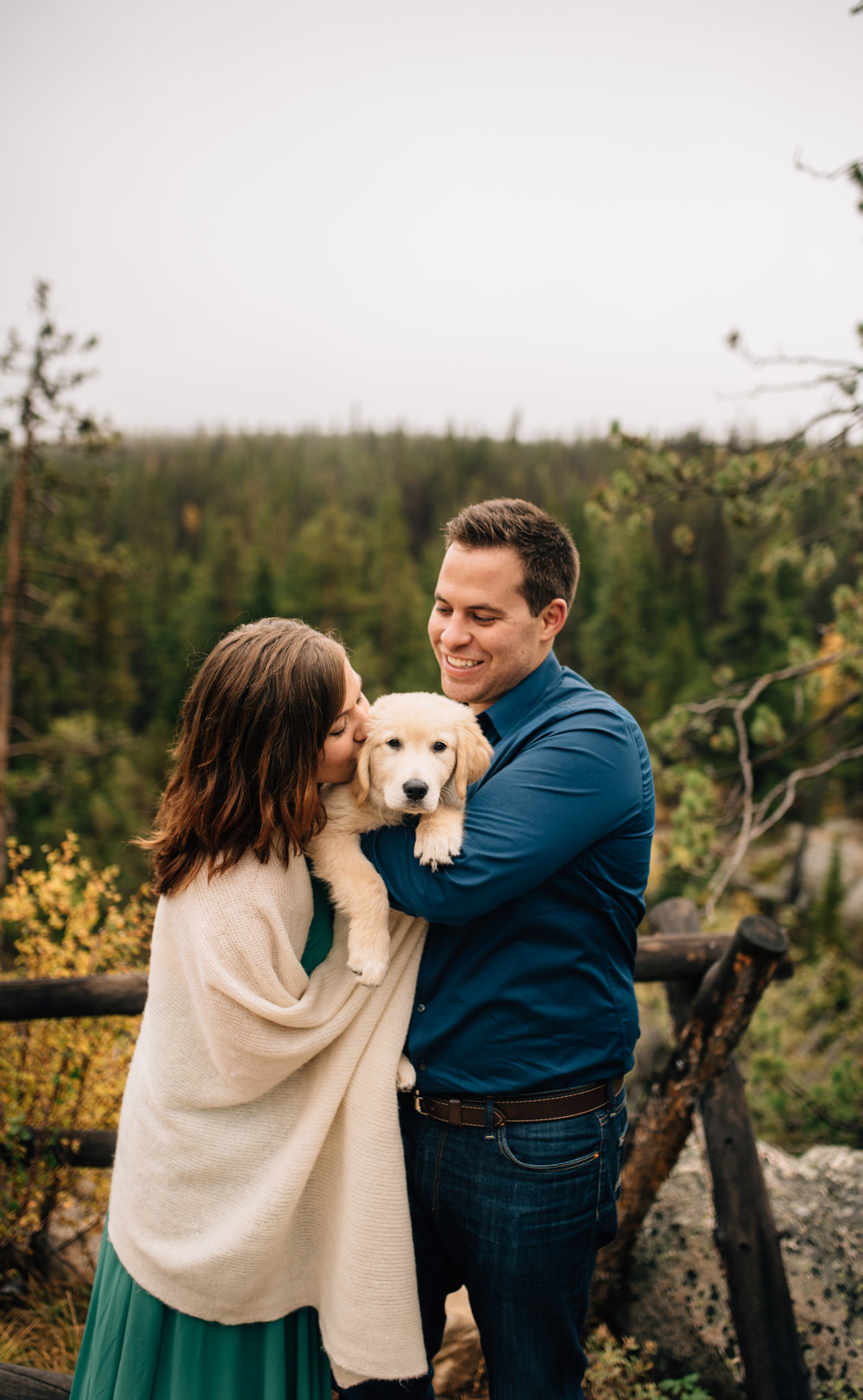 Vail, Colorado adventure elopement photographer.