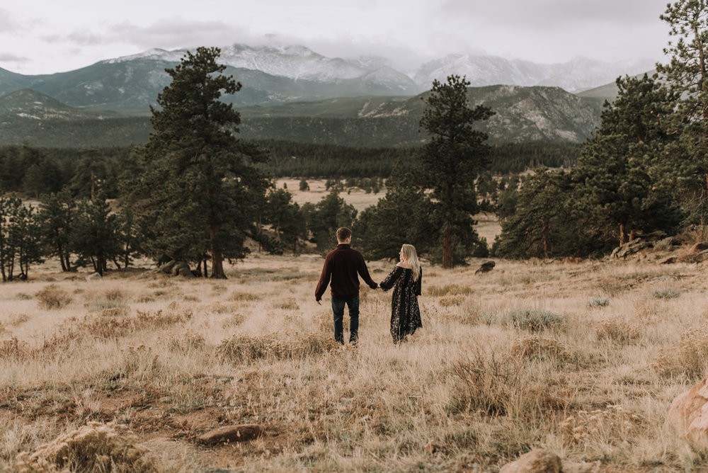 Colorado adventure mountain elopement photographer