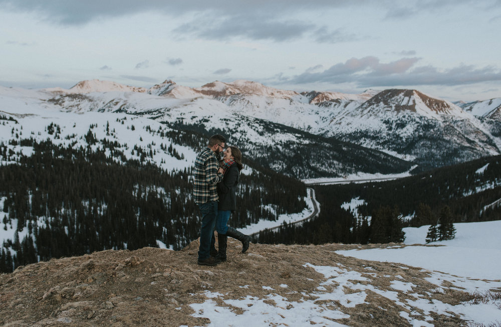 Elopement in the Colorado Rocky Mountains