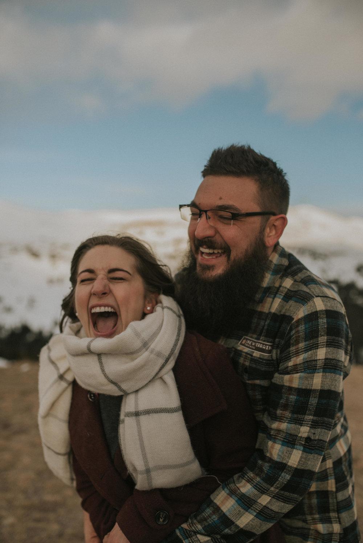 Colorado intimate wedding & elopement.