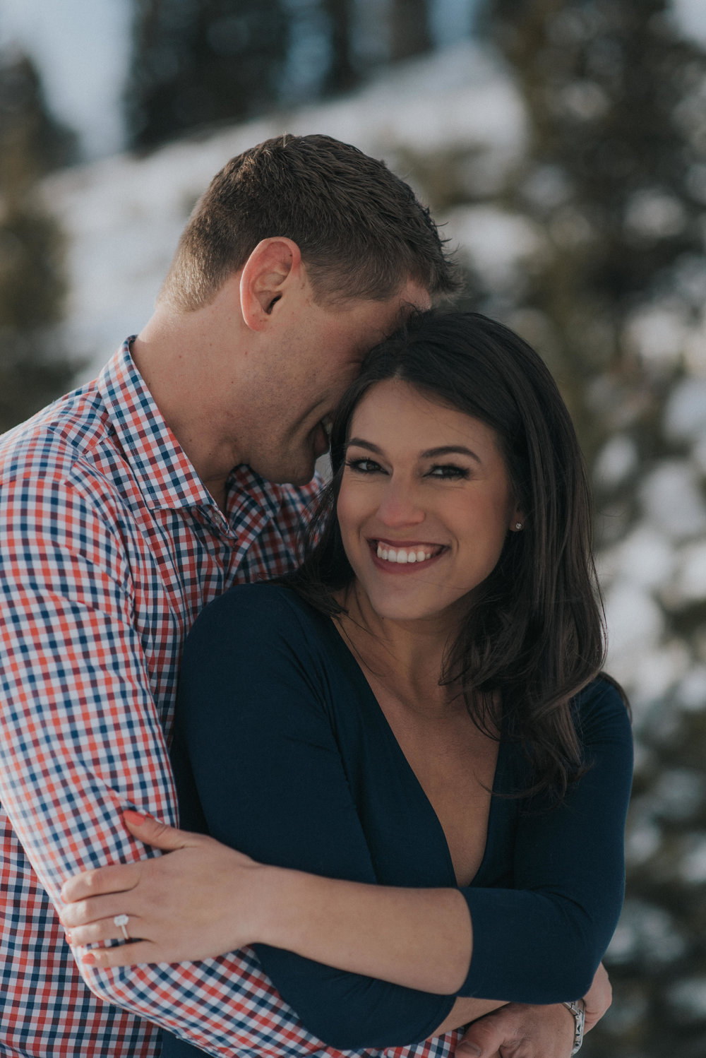 Colorado engagement session photography based in Denver, CO.
