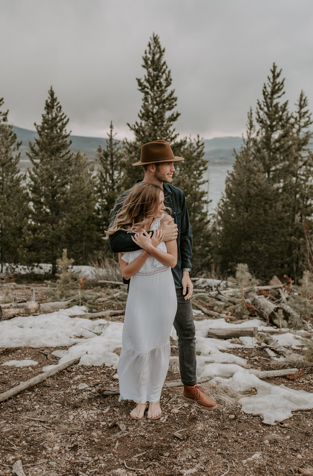 Colorado mountain wedding and elopement photographer