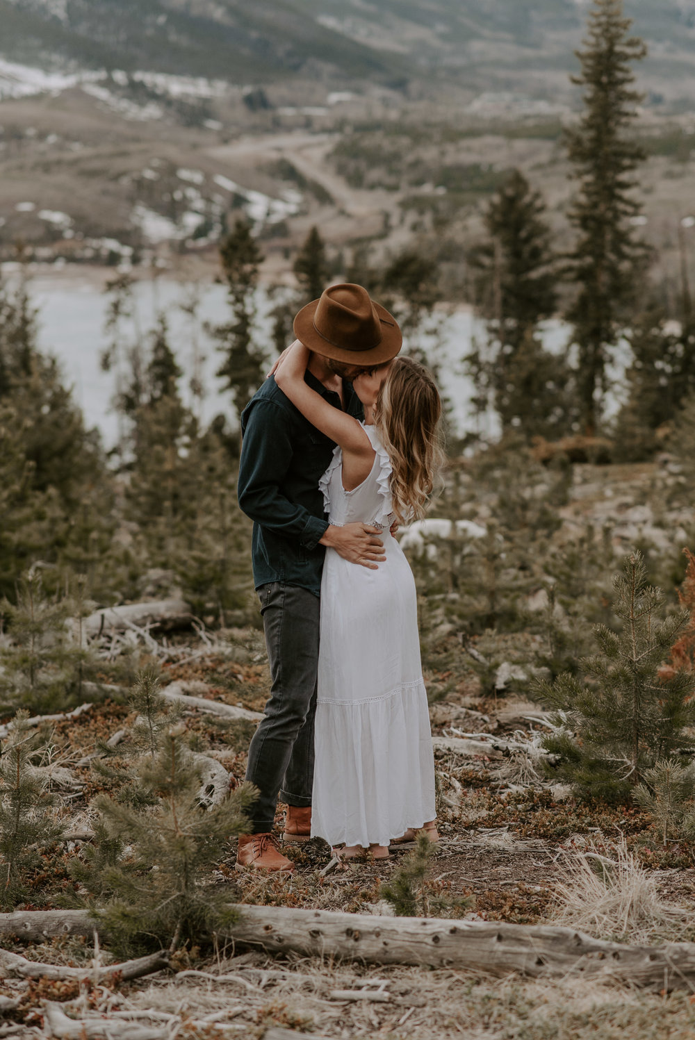 Colorado based elopement and wedding photographer