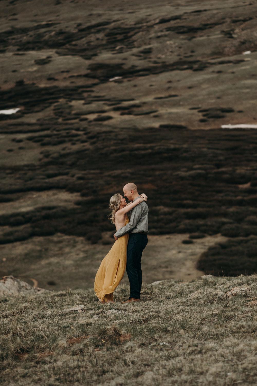 Colorado engagement and wedding photographer