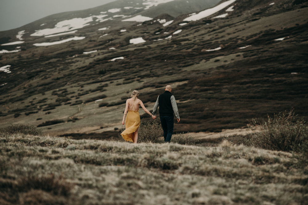 Colorado elopement photography